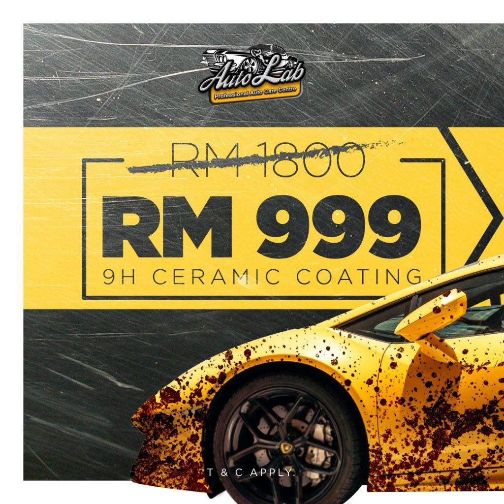 car coating promo malaysia